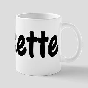 Geekette Mug