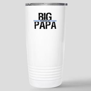 Big Papa 2011 Banner Stainless Steel Travel Mug