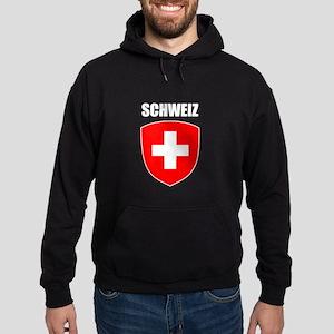 Schweiz Hoodie (dark)