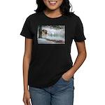 Animal (Front) Women's Dark T-Shirt