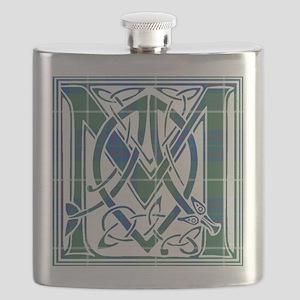 Monogram-MacIntyre hunting Flask