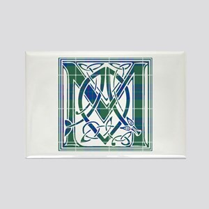 Monogram-MacIntyre hunting Rectangle Magnet