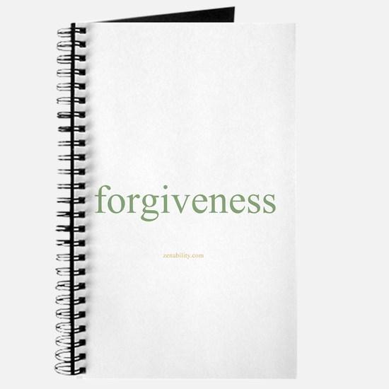 forgiveness Journal