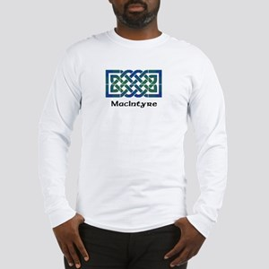 Knot-MacIntyre hunting Long Sleeve T-Shirt