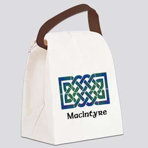 Knot-MacIntyre hunting Canvas Lunch Bag