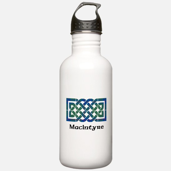 Knot-MacIntyre hunting Sports Water Bottle