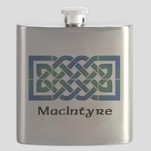 Knot-MacIntyre hunting Flask