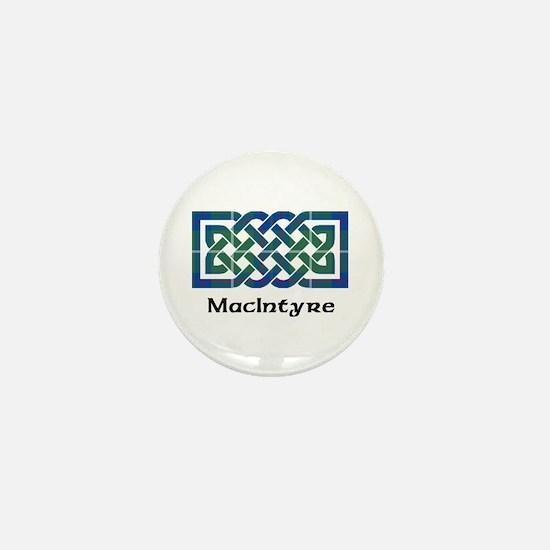 Knot-MacIntyre hunting Mini Button