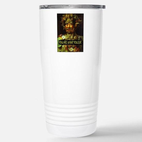 YUMMY Stainless Steel Travel Mug