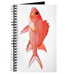 Hawaiian Squirrelfish Journal