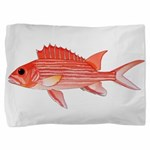 Hawaiian Squirrelfish Pillow Sham