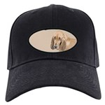 Bloodhound Black Cap with Patch