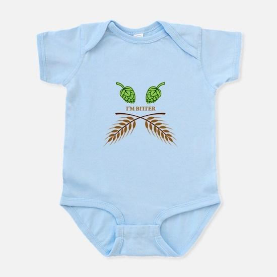 I'm Bitter Infant Bodysuit
