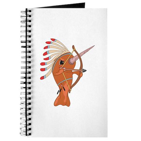 Native American Narwhal Journal