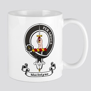 Badge-MacIntyre 11 oz Ceramic Mug