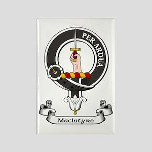 Badge-MacIntyre Rectangle Magnet