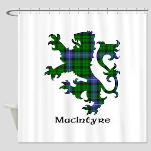 Lion-MacIntyre Shower Curtain