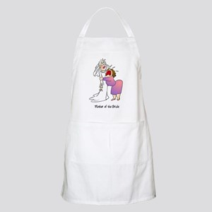 Funny Mother of the Bride Apron