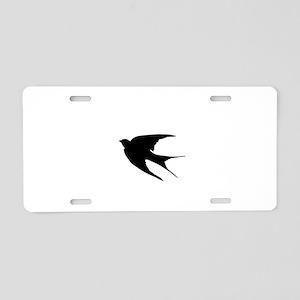 Swallow Aluminum License Plate