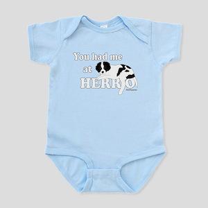 You Had Me at Herro Infant Bodysuit