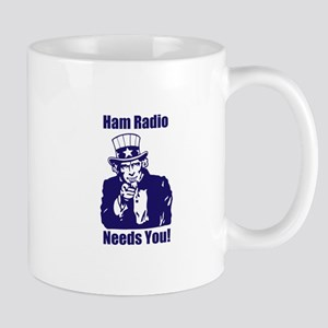 Ham Radio Needs You! Mug