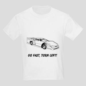 Go fast, turn left! T-Shirt