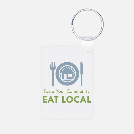 Taste Local Keychains