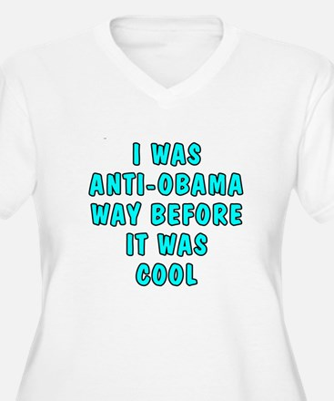 I was anti-Obama T-Shirt
