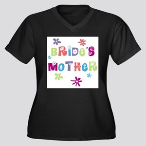 Happy Mother of the Bride Plus Size T-Shirt
