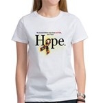 Autism HOPE Ribbon (Grandchildren) Women's T-Shirt