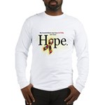 Autism HOPE Ribbon (Grandchildren) Long Sleeve T