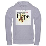 Autism HOPE Ribbon (G'children) Hooded Sweatshirt