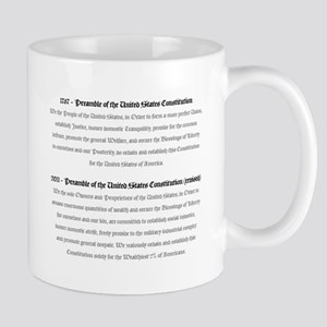 Preamble Revised Mug