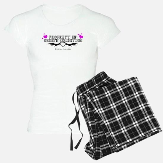 Property of Sonny GH Pajamas