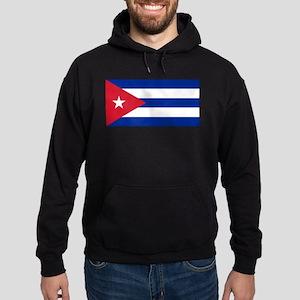 Cuba Flag Hoodie (dark)