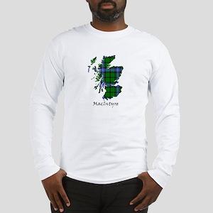 Map-MacIntyre Long Sleeve T-Shirt