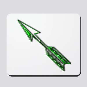 """Green Arrow"" Mousepad"