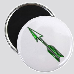 """Green Arrow"" Magnet"