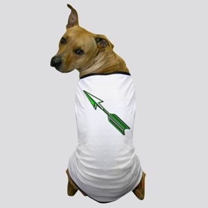 """""""Green Arrow"""" Dog T-Shirt"""