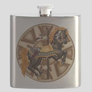 Harvest Moons Plains Pony Flask