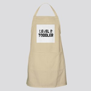 Level 2 Toddler BBQ Apron