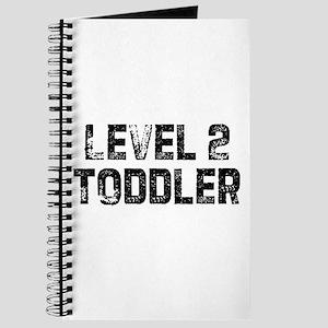 Level 2 Toddler Journal