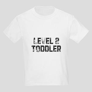 Level 2 Toddler Kids T-Shirt