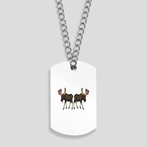 MOOSE Dog Tags