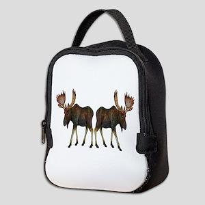 MOOSE Neoprene Lunch Bag