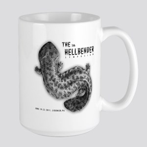 5th Hellbender Symposium Large Mug