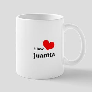 i love juanita Mug