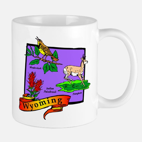 Cute Yellowstone souvenir Mug