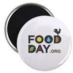 "Food Day 2.25"" Magnet"