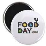 """Food Day 2.25"""" Magnet (100 pack)"""